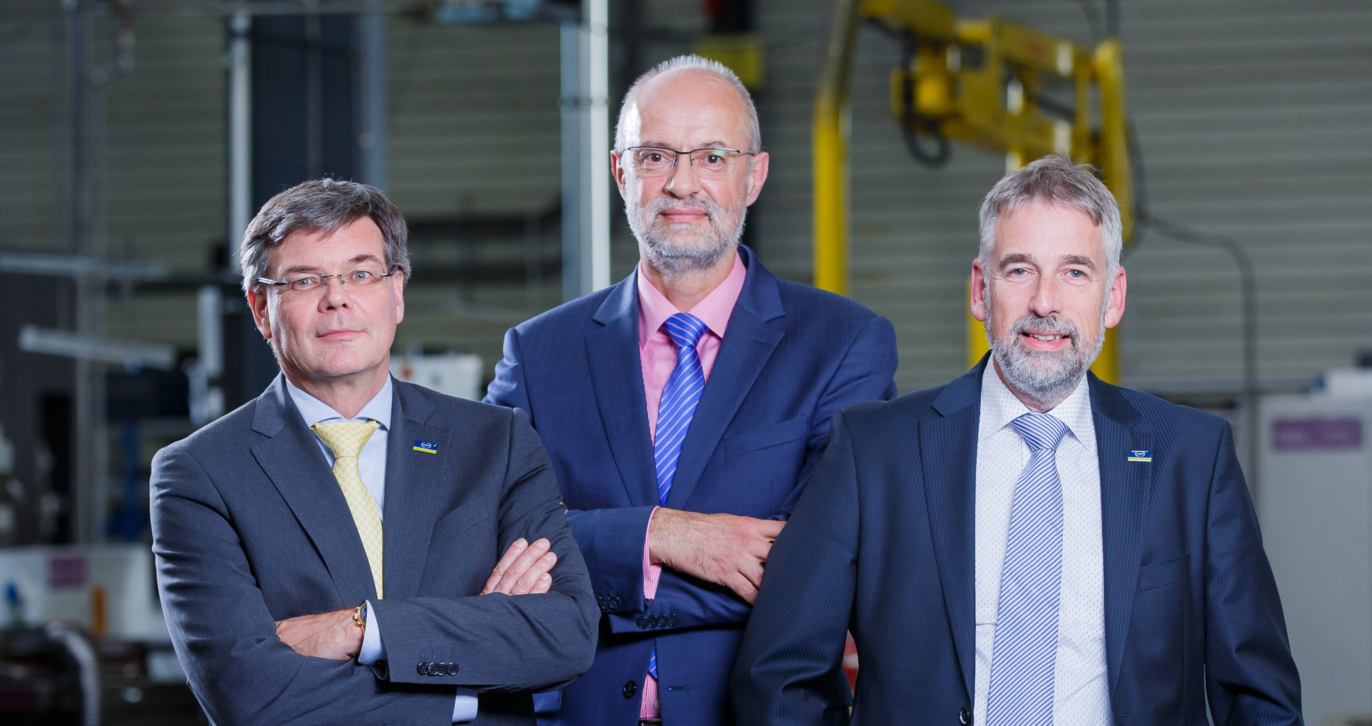Your employer - Meet the members of the Management Team and find out what they are most proud of when it comes to Schunk Xycarb Technology.